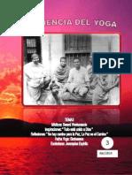 "Revista No 3_""LA CIENCIA ESPIRITUAL DEL YOGA"""