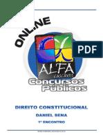 Alfacon Tecnico Do Inss Fcc Direito Constitucional Daniel Sena 1o Enc 20131010223833