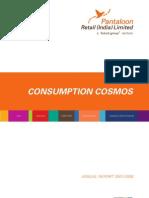 Consumption Cosmos
