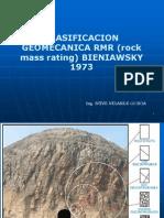 Clasificacion de Bieniawsky