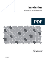 VMware Infrastructure Introduction