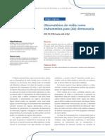 Artigo Sobre Observatórios de Mídia e Democracia