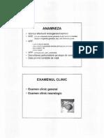 Examenul Neurologic Partea 2