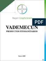 Vademecun Bcs 2009