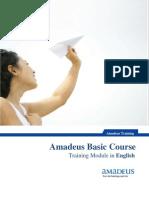 Amadeus GDS Basic English