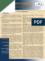 Safety Compass Newsletter 7-2013