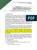 Anexo SNIP 25 Lineamientos Aplicacion Numeral 27 6 Del Art 27Directiva General