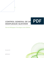 Control General Despliegue QlikView ES