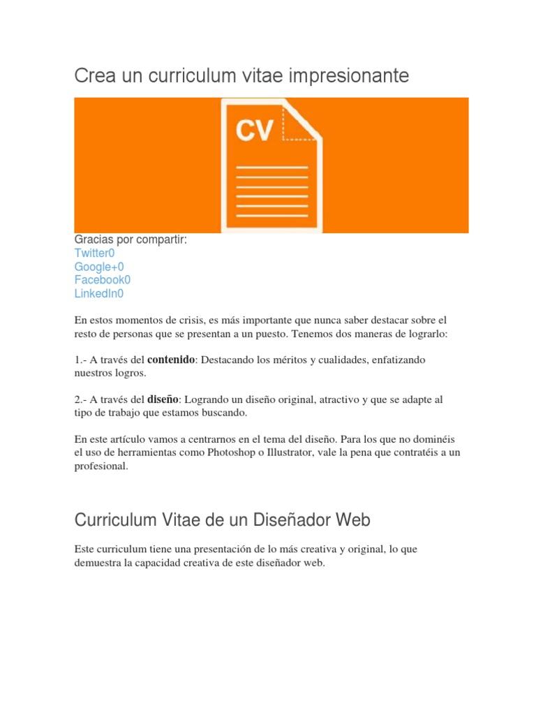 Bonito Escribiendo Un Currículum Impresionante Ilustración - Ejemplo ...