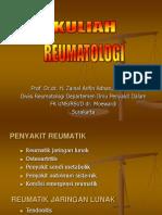 kuliah REUMATOLOGI