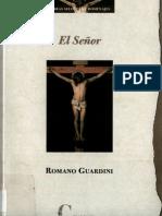 GUARDINI, R. - El Señor - Ediciones Cristiandad 2005.pdf