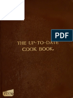 Up to Date Cookbook (1897)