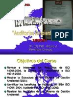 Sesion i Promaina2009