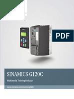 Sinamics g120c Training Booklet En