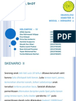 IMUNOLOGI DASAR MODUL 1 SEK 2, FK UMJ 2013