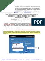 Manual Instalação Garmin XT No SHG-i617