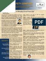 Safety Compass Newsletter 5-2013