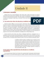 EDUCAÇÃO E SOCIEDADE - Presupostos Epistemológicos, Cultura e Educação [Adm.online.unip.Br]