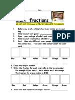 mms fraction worksheet