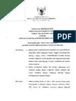 Permenpan 8 Thn 2008 Ttg JF Asisten Apoteker
