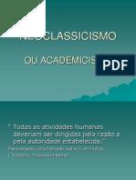 História Da Arte - Neoclassicismo
