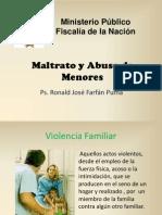Violencia Familiar y Aprendizaje