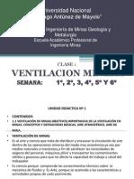 Unidad Didactica Nº 1-Ventilación