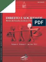 Direito e Sociedade v. 6, n. 1, Jan.-dez. 2011