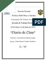 Diario 2 Jornada