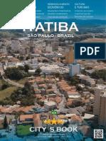 Itatiba Citys Book Brazil