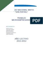 Trabajo Microempresarial - Empresa de Bisutería
