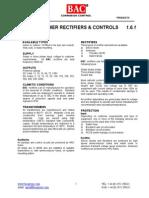 1.6.1 Transformer Rectifier Options