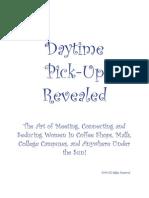 Daytime Pick Up Revealed
