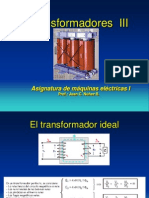 Transformadores+III
