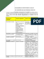 MODELO DE AVALIAÇÃO DE DESEMPENHO ARTICULAÇÃO ENTRE O ECD E O DEC REG 2 2008