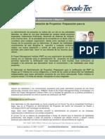 Diplomado en Administracion de Proyectos