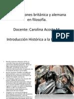 Bases Filosóficas Estructuralismo y El Funcionalismo