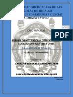 ANALISISCARACTERISTICASYDIFERENCIASENTRESOCIEDADESMERCANTILESYCIVILES