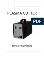 Manual Cut40 Plasmacutter