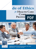 hcca code of ethics
