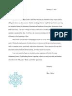 edu 465 - january parent letter