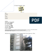1 BHK for Sale at CHARAI