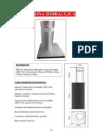Instrucciones Pilona Hidraulica