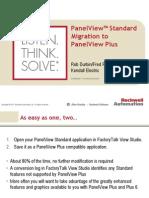 PVs to PVP External