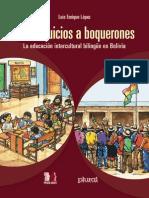Luis Enrique Lopez. de Resquicios a Boquerones La Eib en Bolivia