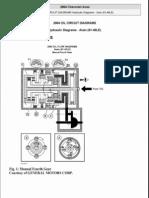 Transmission Hydraulic Diagram