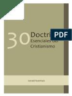 30 Doctrinas Esenciales- Gerald Nyenhuis