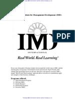 IMD_Switzerland