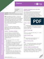Easter Webquest Teachers Notes 4