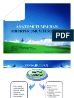 Anatomi Tumbuhan-Nurlailah M, S.P.,M.P